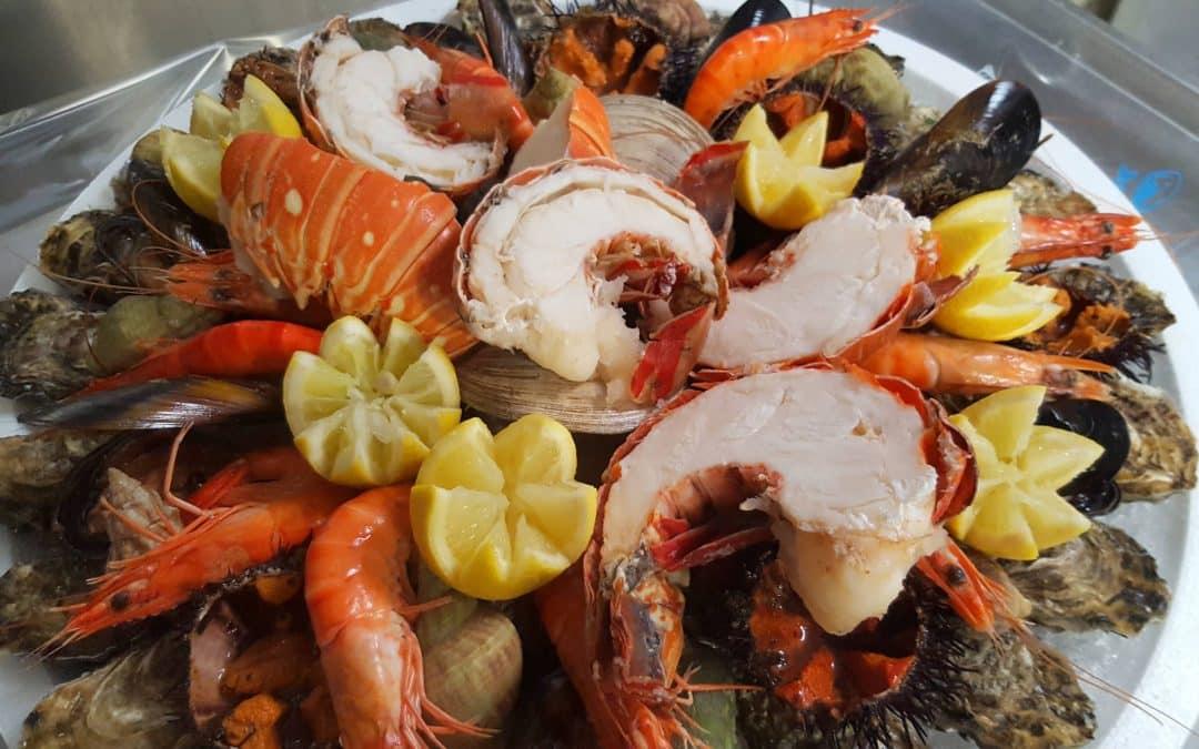 5 bonnes raisons de déguster nos plateaux de fruits de mer