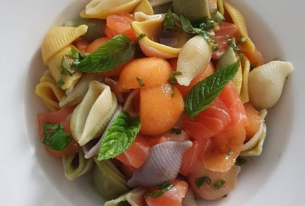 Salade fraîcheur de «So» au saumon