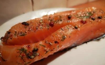 Recette du saumon Gravlax